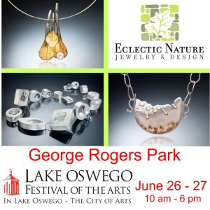 Lake Oswego Festival of the Arts (Booth D4) @ George Rogers Park